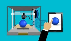 3D Printing as Rocket Science